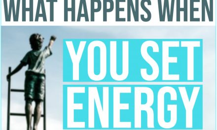 What Happens When You Set Energy