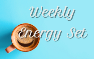 Weekly Energy Set:  Self-Affinity (2/9/20)